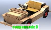 Chassis + Mini Moke Body discount coupon