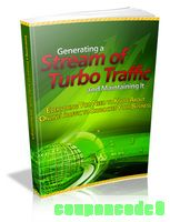 Generating a Stream Of Turbo Traffic discount coupon