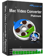 cheap Tipard Mac Video Converter Platinum