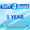 cheap Soft4Boost 1 Year Subscription