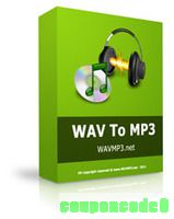 WAV To MP3 discount coupon