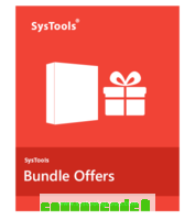 Special Bundle Offer - SysTools Hard Drive Data Recovery + Pen Drive Recovery + Hyper-V Recovery + VMware Recovery discount coupon