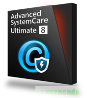 Advanced SystemCare Ultimate 8 (1 year subscription, 3PCs) discount coupon