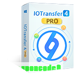 IOTransfer 4 PRO (1 Year / 3 PCs)- Exclusive* discount coupon
