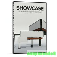 Showcase – Billboards for VRayforC4D discount coupon