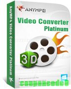 AnyMP4 Video Converter Platinum discount coupon