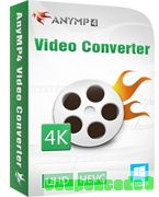 AnyMP4 Video Converter discount coupon