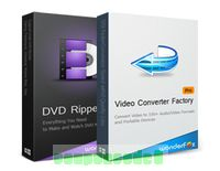 Video Converter Factory Pro (+ Free Get WonderFox DVD Ripper Pro) discount coupon