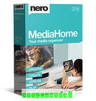 Nero MediaHome 2019 Unlimited discount coupon