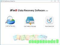 iFinD Data Recovery Plus discount coupon