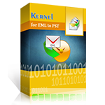 Kernel for EML to PST Conversion – Home User 1 Year License discount coupon