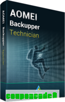 AOMEI Backupper Technician + Lifetime Free Upgrades discount coupon