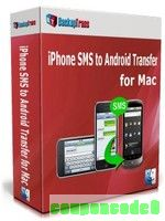 Backuptrans iPhone SMS to Android Transfer for Mac (Family Edition) discount coupon
