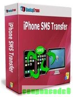 Backuptrans iPhone SMS Transfer (Family Edition) discount coupon