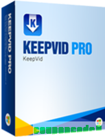 KeepVid Pro discount coupon