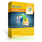 Kernel for MBOX to PST  – Home User 1 Year License discount coupon