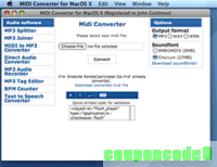 Midi Converter for Mac (Business License) discount coupon