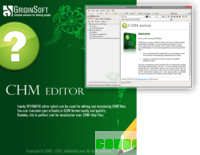 CHM Editor Home discount coupon