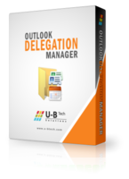 Outlook Delegation Manager – Lite Edition discount coupon