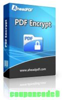 Ahead PDF Encrypt – Single-User License discount coupon