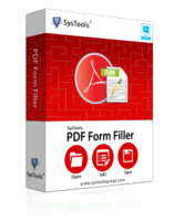 cheap SysTools PDF Form Filler