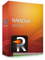 Gilisoft RAMDisk – 3 PC / Liftetime free update discount coupon
