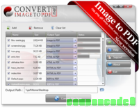 Convert Image to PDF Desktop Software discount coupon