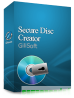 Gilisoft Secure Disc Creator – 3 PC / Liftetime free update discount coupon