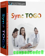 FileStream Sync TOGO discount coupon