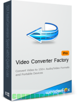 Video Converter Factory Pro discount coupon