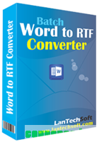 Batch Word to RTF Converter discount coupon