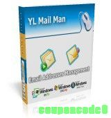 YL Mail Man – Personal License discount coupon