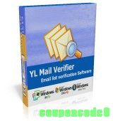 YL Mail Verifier – Personal License discount coupon