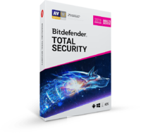 Bitdefender Total Security Multi-Device 2020 (1 Year 5 Users) at US$39.98 discount coupon