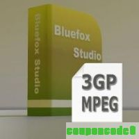 Bluefox 3GP MPEG Converter discount coupon