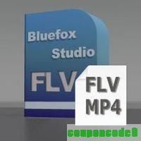 Bluefox FLV to MP4 Converter discount coupon