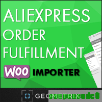 Aliexpress Order Fulfillment WooImporter. Add-on for WooImporter. discount coupon
