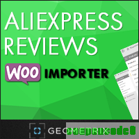 Aliexpress Reviews WooImporter. Add-on for WooImporter. discount coupon