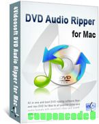 4Videosoft DVD Audio Ripper for Mac discount coupon