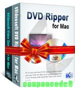 4Videosoft DVD Converter Pack for Mac discount coupon