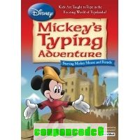 Disney: Mickey's Typing Adventure (Mac) discount coupon
