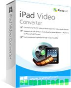 Aiseesoft iPad Video Converter discount coupon