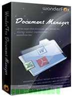 WonderFox Document Manager discount coupon