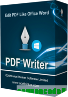 cheap PDF Writer (Personal - 1 year)