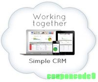 Simple CRM : Pack 3 – 6 to 10 users discount coupon