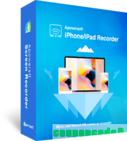 Apowersoft iPhone/iPad Recorder Personal License (Lifetime Subscription) discount coupon