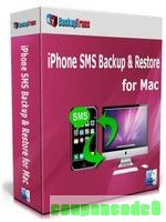 Backuptrans iPhone SMS Backup & Restore for Mac (Business Edition) discount coupon