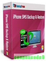 Backuptrans iPhone SMS Backup & Restore (Personal Edition) discount coupon