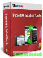 Backuptrans iPhone SMS to Android Transfer (Business Edition) discount coupon