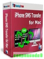 Backuptrans iPhone SMS Transfer for Mac (Family Edition) discount coupon